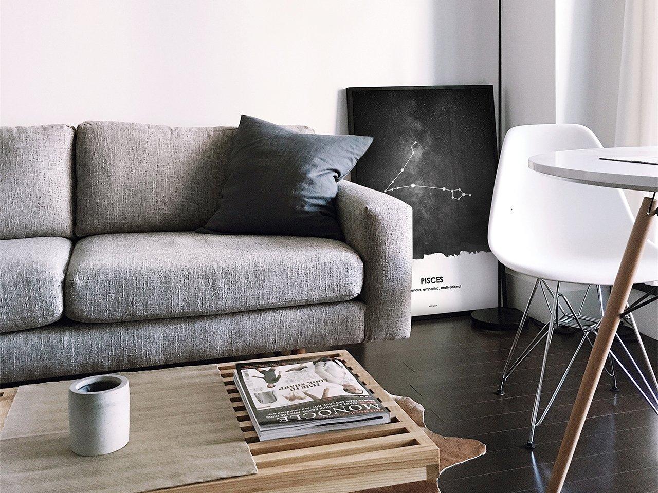 sternbild-poster-wohnzimmer