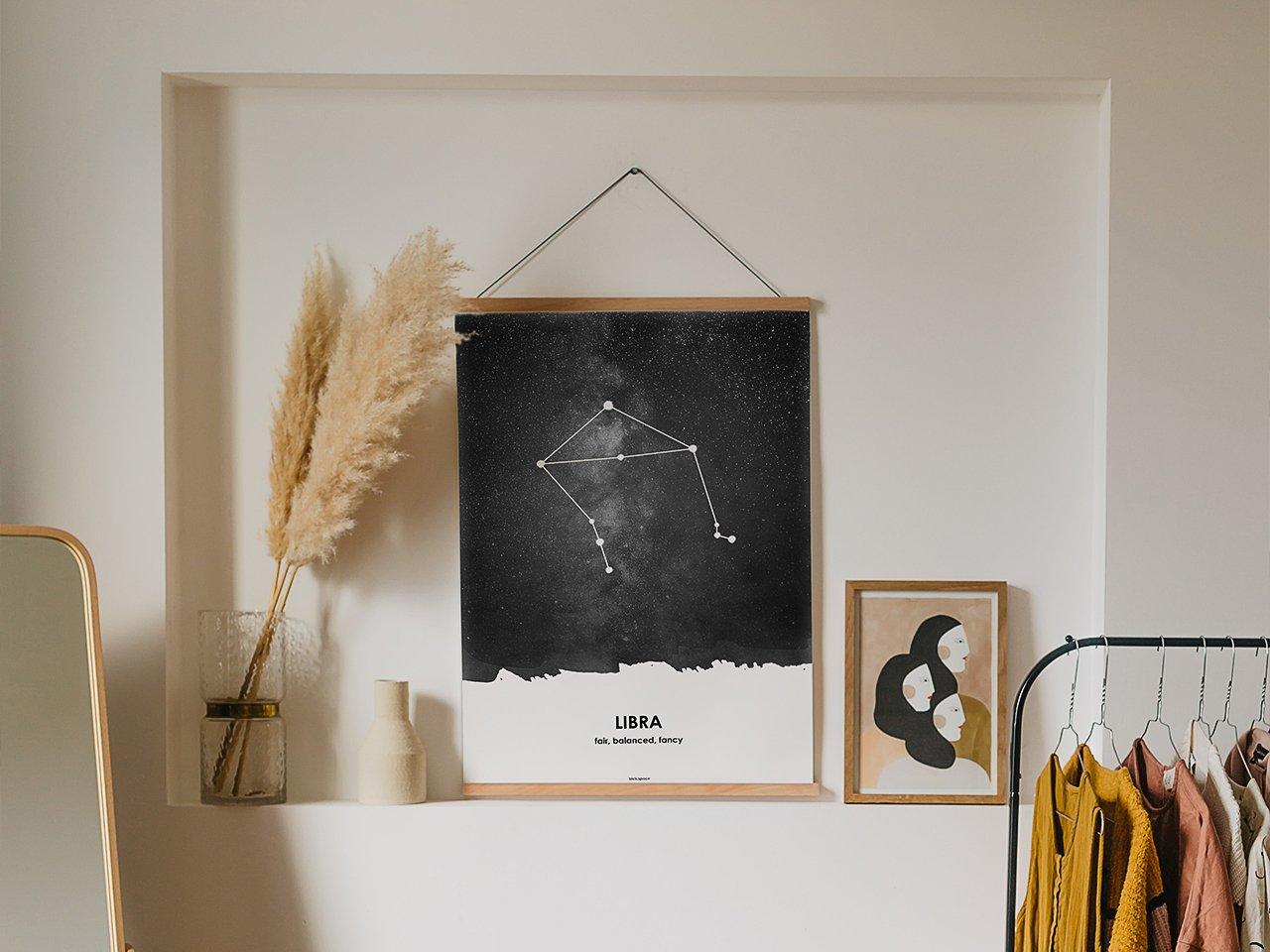 sternbildposter-schlafzimmer